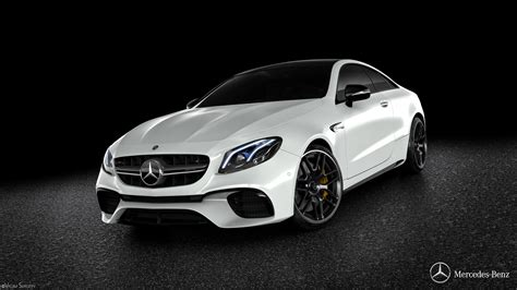 incredible mercedes amg   coupe renderings show
