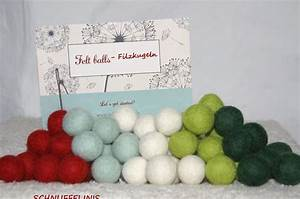 Teppich Filzen Anleitung : ber ideen zu filzkugeln auf pinterest ~ Lizthompson.info Haus und Dekorationen