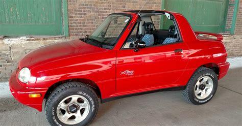 how cars run 1996 suzuki x 90 spare parts catalogs bizarre car of the week 1996 suzuki x 90 ny daily news