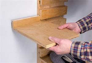Wall-mounted Shoe Rack - Metric