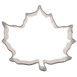 maple leaf cookie cutter rm  country kitchen sweetart