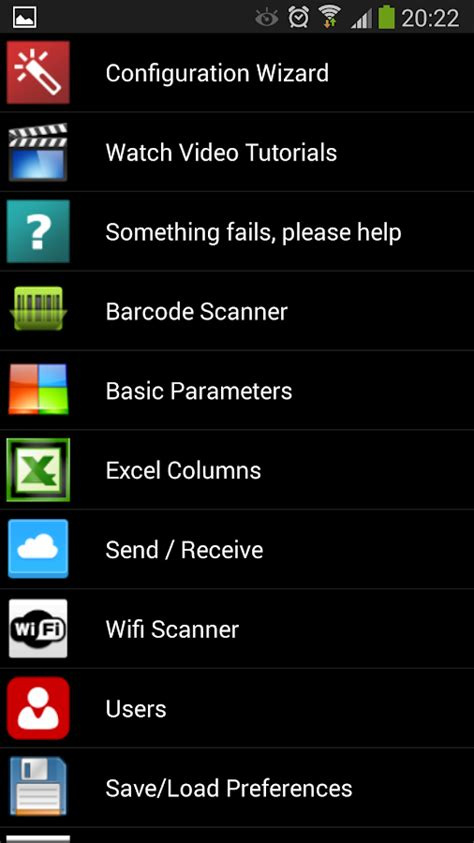 android simple live wallpaper exle inventory barcode scanner android apps on play