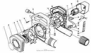Toro 51575  850 Super Blower  1991  Sn 1000001