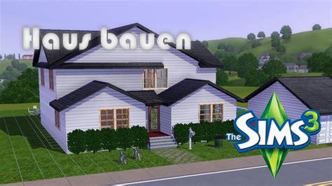 Die Sims 3  Haus Bauen Youtube
