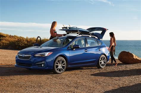 2017 Subaru Impreza First Drive Review
