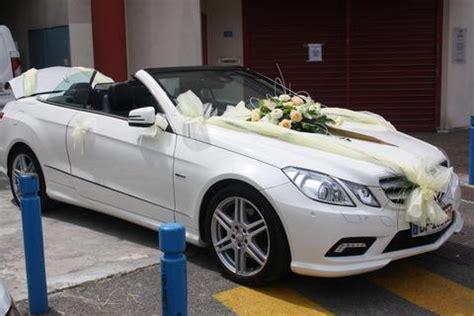decoration capot voiture mariage d 233 coration de voiture des mari 233 s