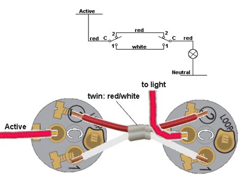 wiring up a light switch electrical engineer