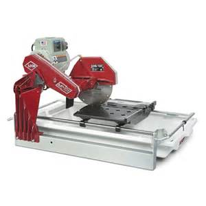 shop mk diamond products 10 quot wet cutting tile saw at lowes com