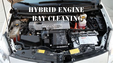 Hybrid Engine by How To Clean Your Hybrid Engine Bay By Nutzaboutbolts