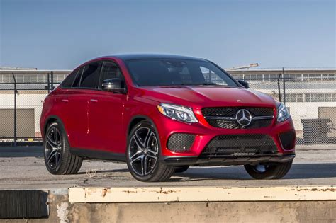 mercedes benz gle class coupe suv pricing