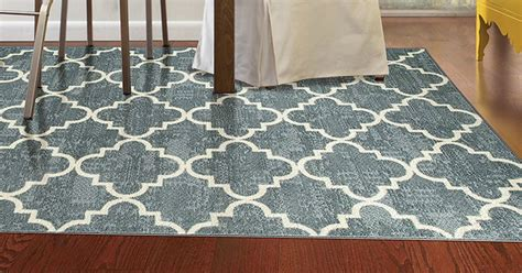 *hot* Buys On Mohawk 5×7′ Trellis Rugs (today Only) Rakes Carpet One Madison Oh Small Square Rugs Formula 409 Spot And Stain Remover Wool Sisal Cleaning How To Get The Wet Smell Out Of My Car New Van Dining Room Protect Carpets By Otto Reviews