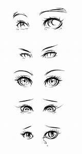 Dessin Facile Yeux : dessin de yeux manga facile dessin de manga ~ Melissatoandfro.com Idées de Décoration