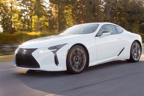2018 Lexus Lc 500 Video Road Test