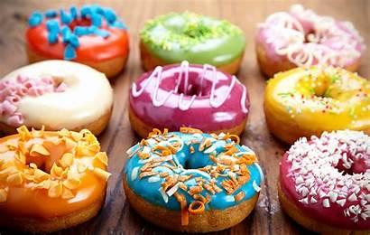 Pastry Icing Sugar Donuts 1280