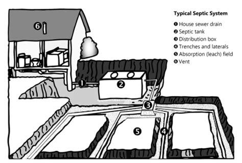 septic system operation  maintenance