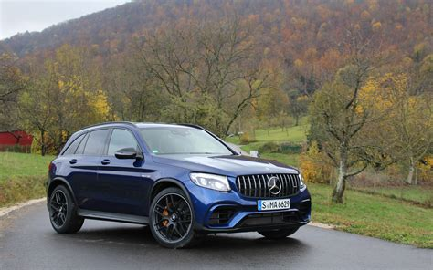 2018 Mercedes Glc by 2018 Mercedes Amg Glc 63 S 4matic The Family Missile
