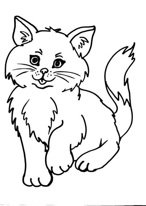 disegni da colorare  bambini gatto fredrotgans