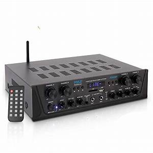 10 Best 4 Channel Stereo Receiver  Review  U0026 Guide For 2020