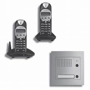 Interphone Sans Fil Legrand : cool interphone sans fil legrand with interphone sans fil ~ Edinachiropracticcenter.com Idées de Décoration