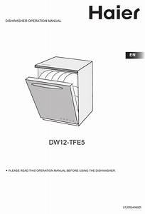 Dishwasher Photo And Guides  Haier Dishwasher Beeping