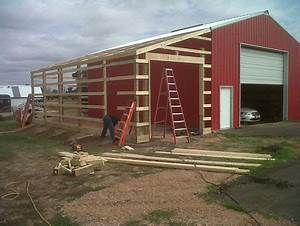 lean to addition to garage home desain 2018 With building a pole barn addition