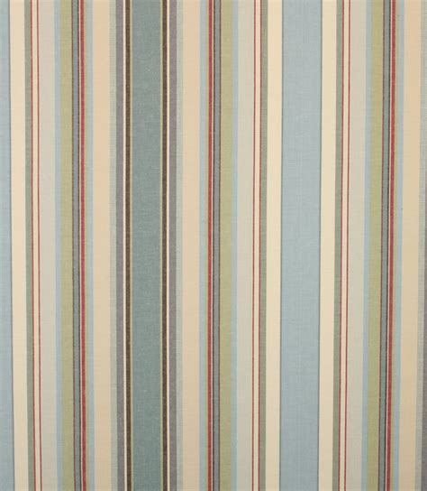 Fabrics For Curtains Uk by Remake Stripe Fabric Just Fabrics