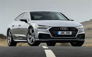 2018 Audi A7 Sportback S line (UK) - Wallpapers and HD
