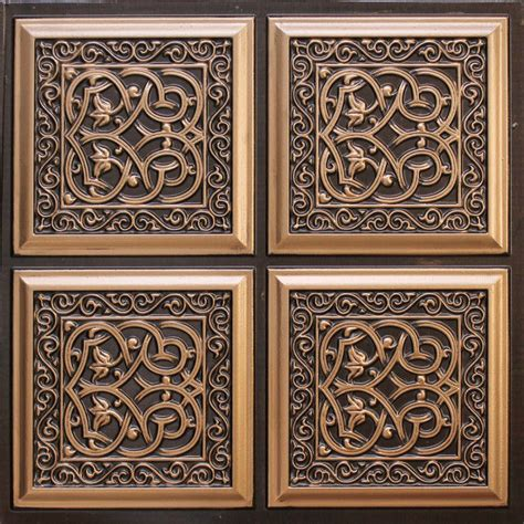 decorative 24x24 tin like ceiling tile other