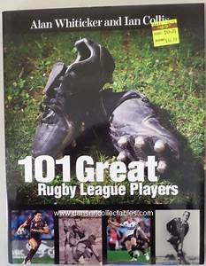 101 Great Rugby League Players, 2013 | 21245