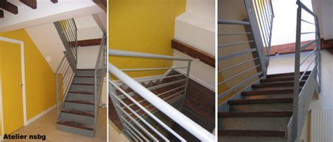 escalier studio d archi le d architecte de nicolas sallavuard