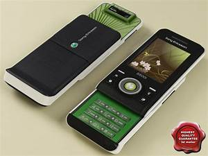 Sony Ericsson S500i : sonyericsson s500i modelled 3d model ~ A.2002-acura-tl-radio.info Haus und Dekorationen
