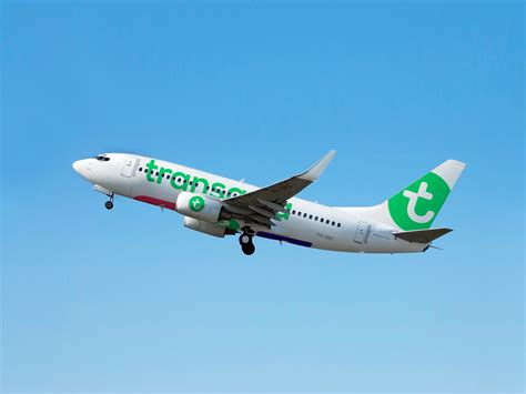 Transavia gets a new look - Airport Spotting Blog