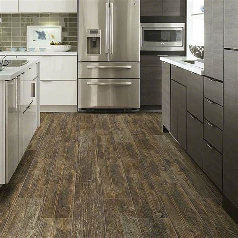 shaw flooring wood look tile these wood look tiles from the shaw dodge city collection amazing realistic color and