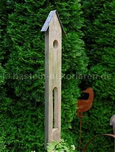 Gartendeko Aus Altem Holz : vogelhaus als gartendeko basteln und dekorieren ~ Frokenaadalensverden.com Haus und Dekorationen