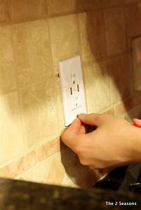 How To Change A Basic Outlet To A Usb Outlet