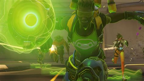 Shooting Star Wallpaper Hd Overwatch 39 S Most Famous Lucio Player Would Rather Have Fun Than Go Pro Kotaku Australia