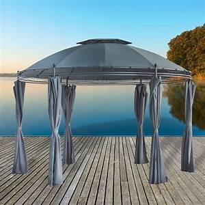 Faltbarer Pavillon Wasserdicht : pavillons g nstig kaufen gartenpavillon metall ds handel ~ Frokenaadalensverden.com Haus und Dekorationen
