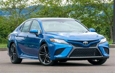 2019 Toyota Camry Se  Best Toyota Review Blog