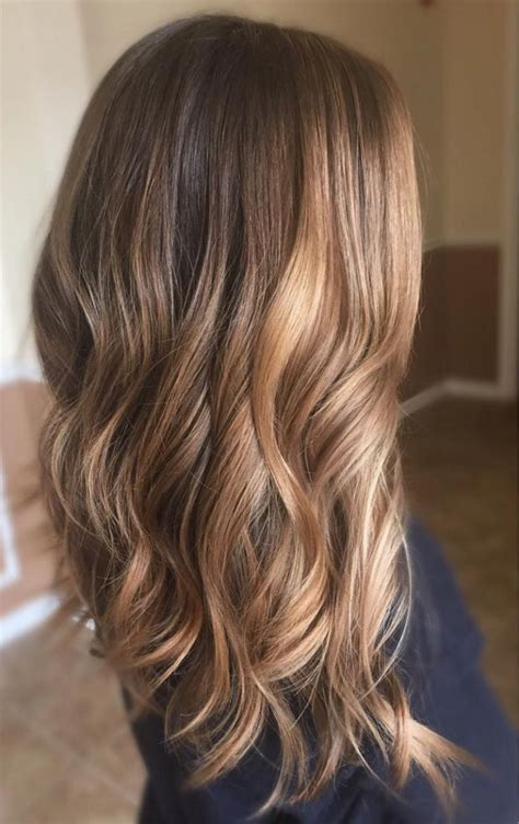 Balayage miel  passez aux mu00e8ches couleur miel pour vos cheveux
