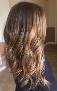 Balayage Cheveux Frisés : balayage miel passez aux m ches couleur miel pour vos cheveux ~ Farleysfitness.com Idées de Décoration