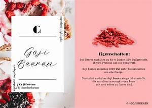 Goji Beeren Trocknen : superfood enzyklop die g wie goji beeren ~ Lizthompson.info Haus und Dekorationen
