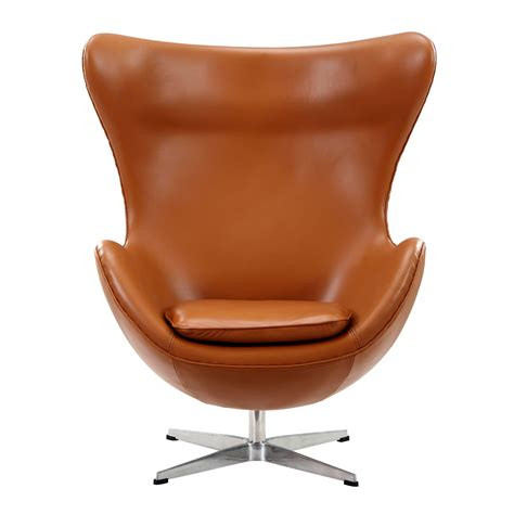 leather arne jacobsen egg chair rentals event furniture