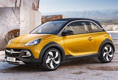 Opel Adam Rocks Pictures Cars Models 2018 Cars 2017