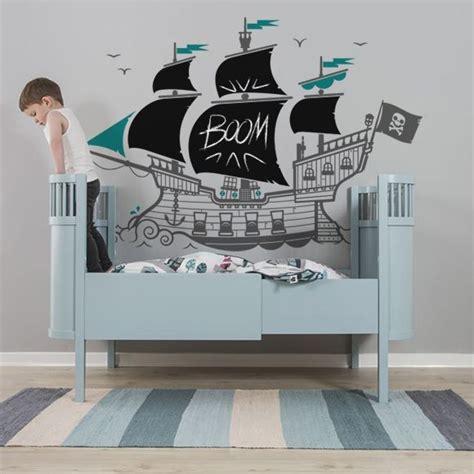 Barco Pirata Negro by Vinilos Infantiles Barco Pirata Con Partes De Vinilos