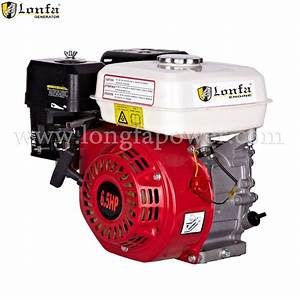 China 4 Stroke 6 5hp 196cc Gasoline Engine Gx200 With