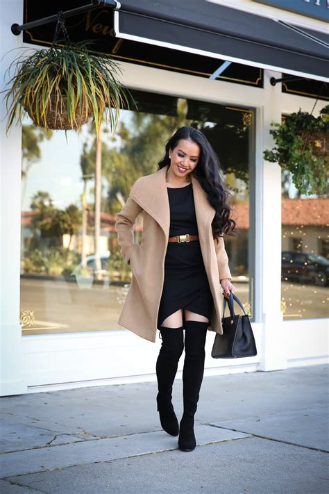 How to find the best over the knee boots for short legs | Stylish Petite