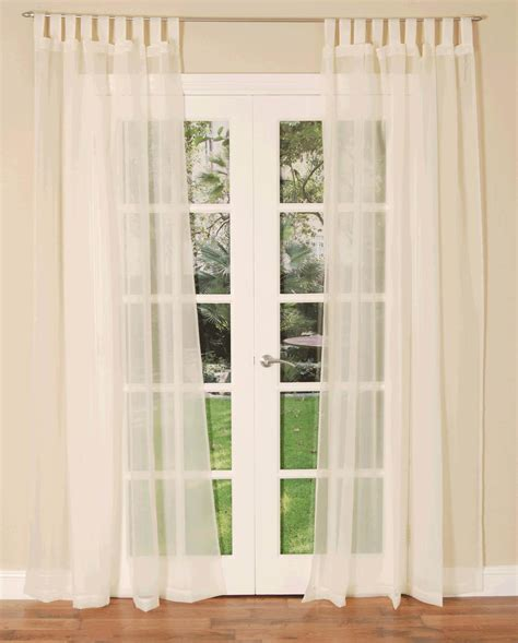 tab top voile panel free uk delivery terrys fabrics