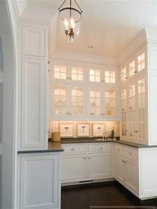 Glass front kitchen cabinets traditional kitchen for What kind of paint to use on kitchen cabinets for glass framed wall art