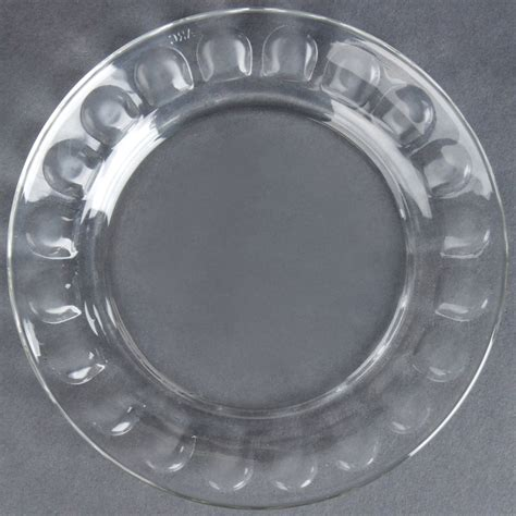 plate glass plates flatware rentals arcoroc arc dessert clear glasses wedding round cardinal case place bellaweddingrentals