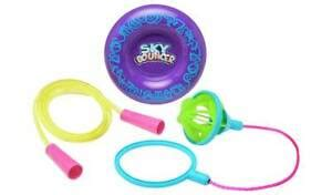 Maui 3 in 1 Combo Skipping Rope Pop Sky Bouncer Changes